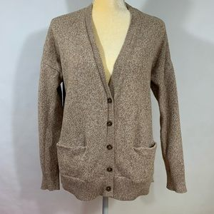 Madewell Sweater/Cardigan Size L